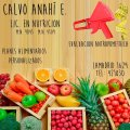 Nutricionista Calvo Anahi