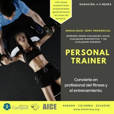 Certificación: Personal Trainer. Ecuador