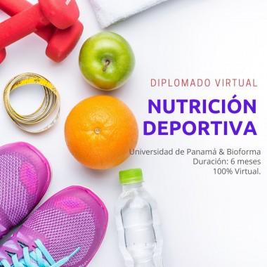 Diplomado en Nutrición Deportiva (100% Virtual)