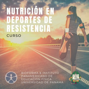 Nutrición para Deportes de Resistencia. (100% Virtual)